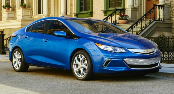Chevy unveils the 2016 Volt [Video]