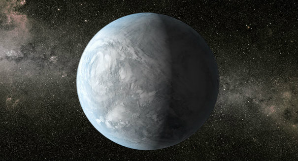 Possible second earth discovered