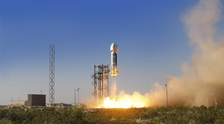Jeff Bezos' Florida rocket facility breaks ground