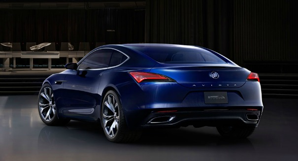 Buick is back – Amazing new Avista designs unveiled
