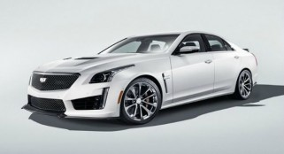 Cadillac CTS-V is the first sedan to reach 200mph without mods