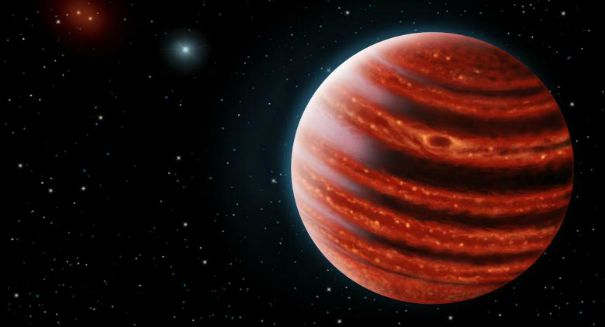 Scientists detect water on distant Jupiter-like planet