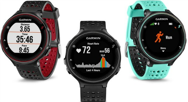 Garmin Unveils Trio Of New Fitness Trackers