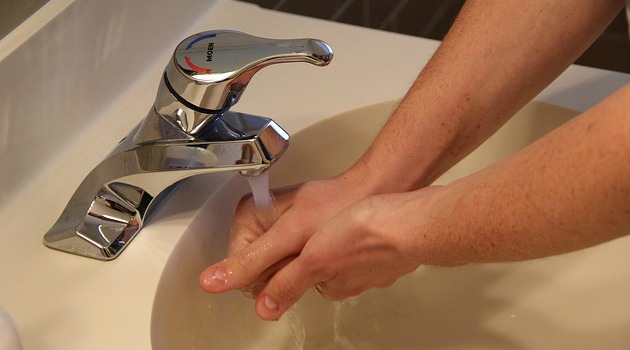 Alarming: Doctors' hand-washing habits lessen when not being watched