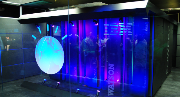 "IBM's Watson supercomputer gains the ability to ""see"" diseases"