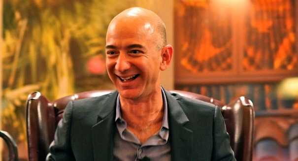 Amazon CEO Jeff Bezos shifts focus to launching rockets