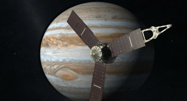 Something incredible just happened near Jupiter