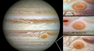 Something major has been reported near Jupiter
