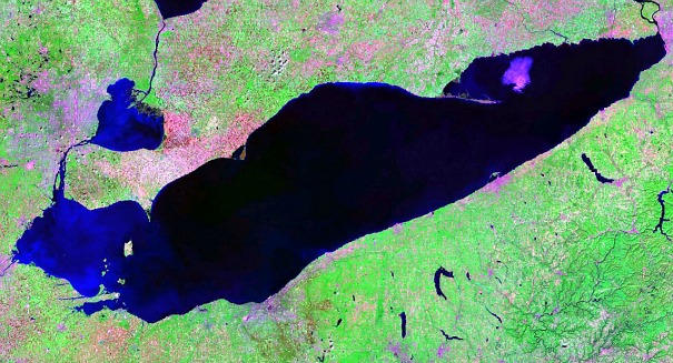 NASA: Climate change threatens to destroy the world's lakes