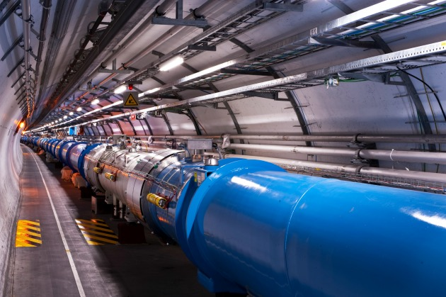 Disappointment as Large Hadron Collider particle data disappears