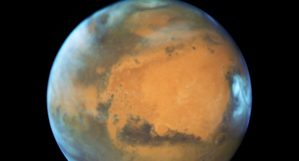 A major disaster almost happened near Mars