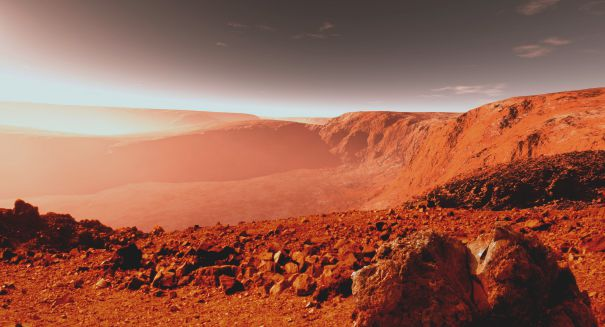 Want to go to Mars for the weekend?  New propulsion system could make it happen