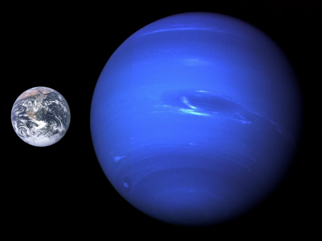 Astronomers discover mysterious object beyond Neptune