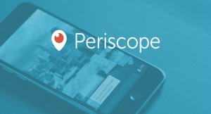 Twitter's Periscope celebrates after striking Internet gold