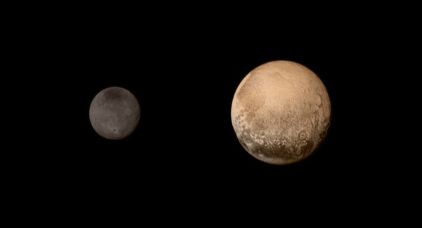 Stunning New Horizons photos depict a full day on Pluto