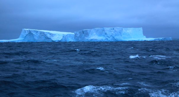 Major Sea Level Rise From Antarctic Melt Called Unlikely