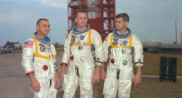 The incredible true story of the Apollo 1 disaster