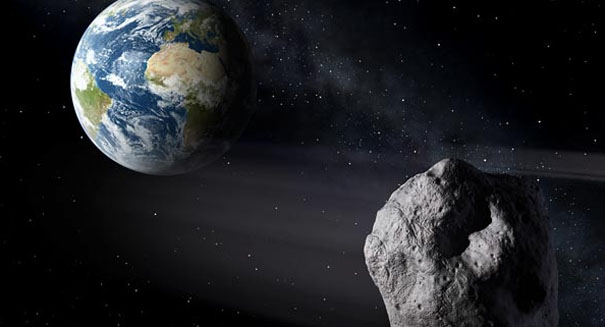 Close encounter: Asteroid spotted close to Earth