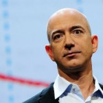 Amazon CEO Jeff Bezos is now the 5th richest person alive