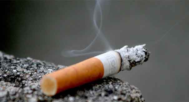 Have Americans finally quit smoking cigarettes?