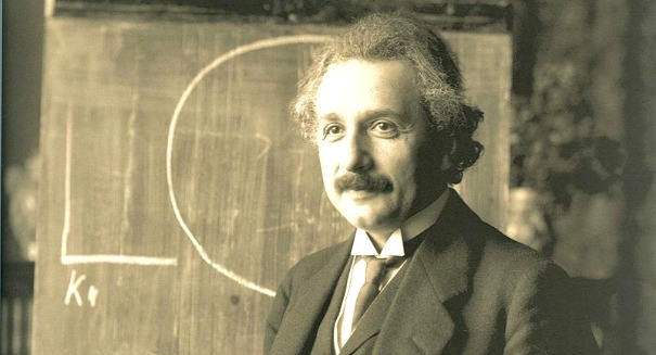 This little note by Albert Einstein just sold for a staggering $1.56 million