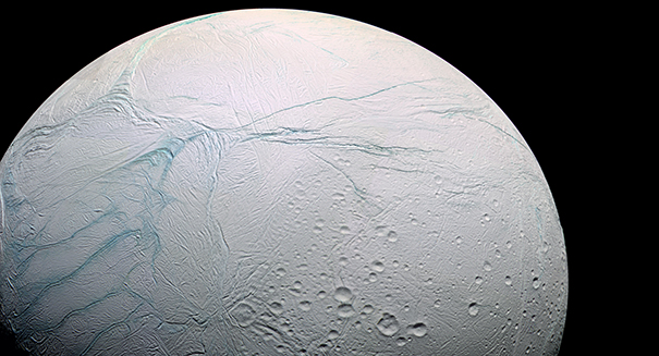 Scientists awed by Cassini's final pass of Saturn's moon Enceladus