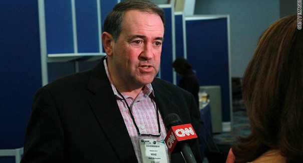 Was Mike Huckabee the champion of the GOP debate?