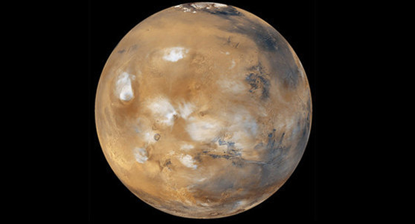 Scientists shocked by huge Mars discovery