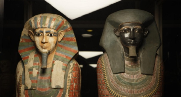 The shocking truth about 2 mummies in England