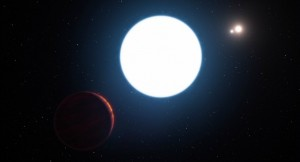Scientists stunned by strange new exoplanet
