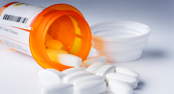 The CDC says it's waging a war on your painkillers