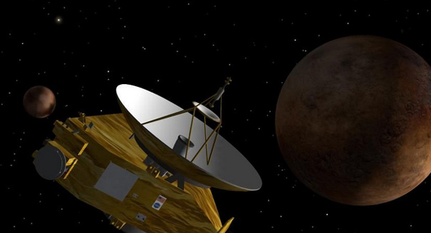 Last of New Horizons' amazing Pluto data finally delivered to Earth