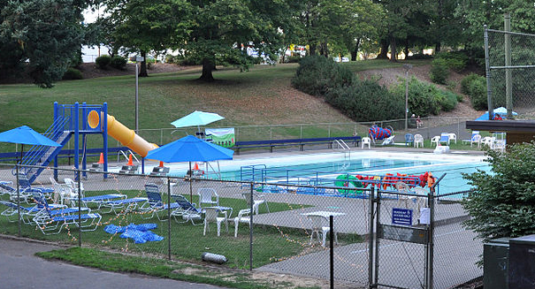 CDC warns of dirty swimming pools ahead of summer heat