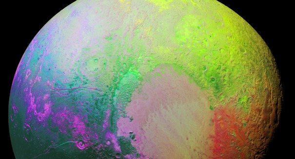 NASA scientists shocked by what they found on Pluto's surface