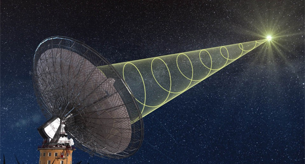 Strange radio bursts detected from outside our galaxy could point to intelligent life