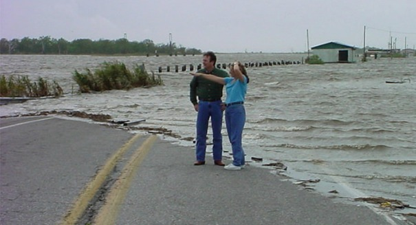 America's coastlines facing devastating floods, new research