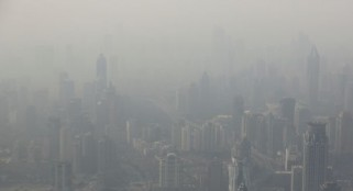 """Urban grime """"exhales"""" nasty pollutants, study shows"""