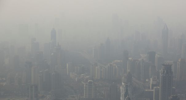 Air pollution puts diabetics' hearts at great risk