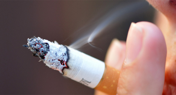 Smoke damage: Cigarettes permanently scar your DNA