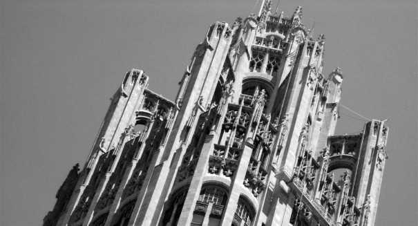 Got $100 million? Chicago's iconic Tribune Tower is for sale