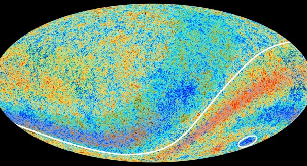 Breakthrough: Scientists discover 'Cosmic Web' holding the universe together
