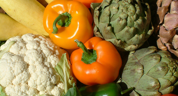 Adult acne? Relax and get more fruit and vegetables in your diet
