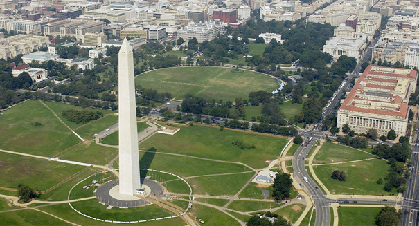 Something incredible is being planned for the National Mall in DC